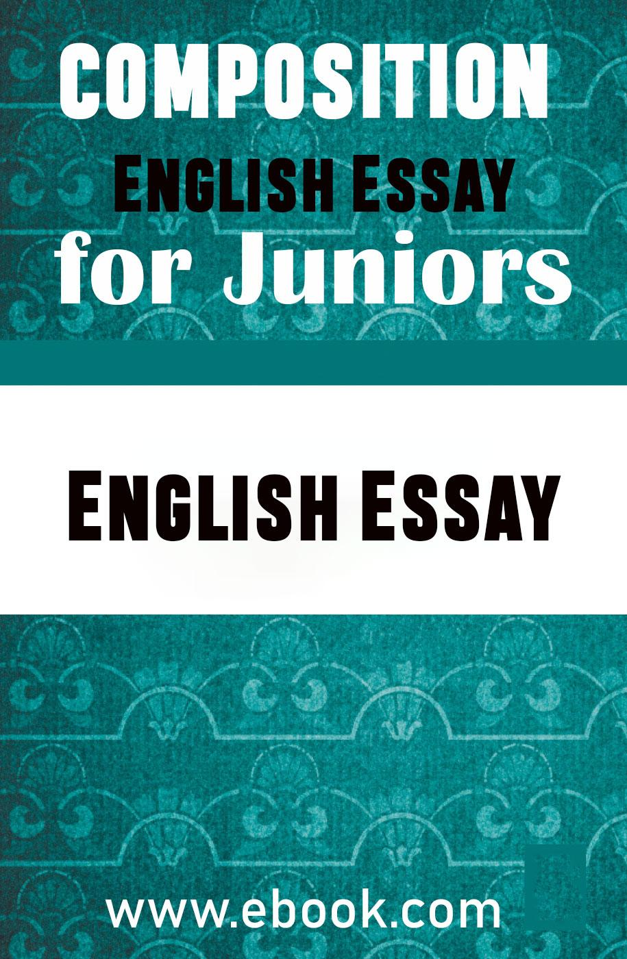 Thumbnail of English Essay composition for Juniors