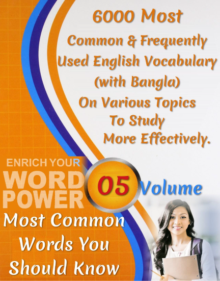 Thumbnail of Most Common Words You Should Know Volume 05 -6000 Most Common Vocabulary