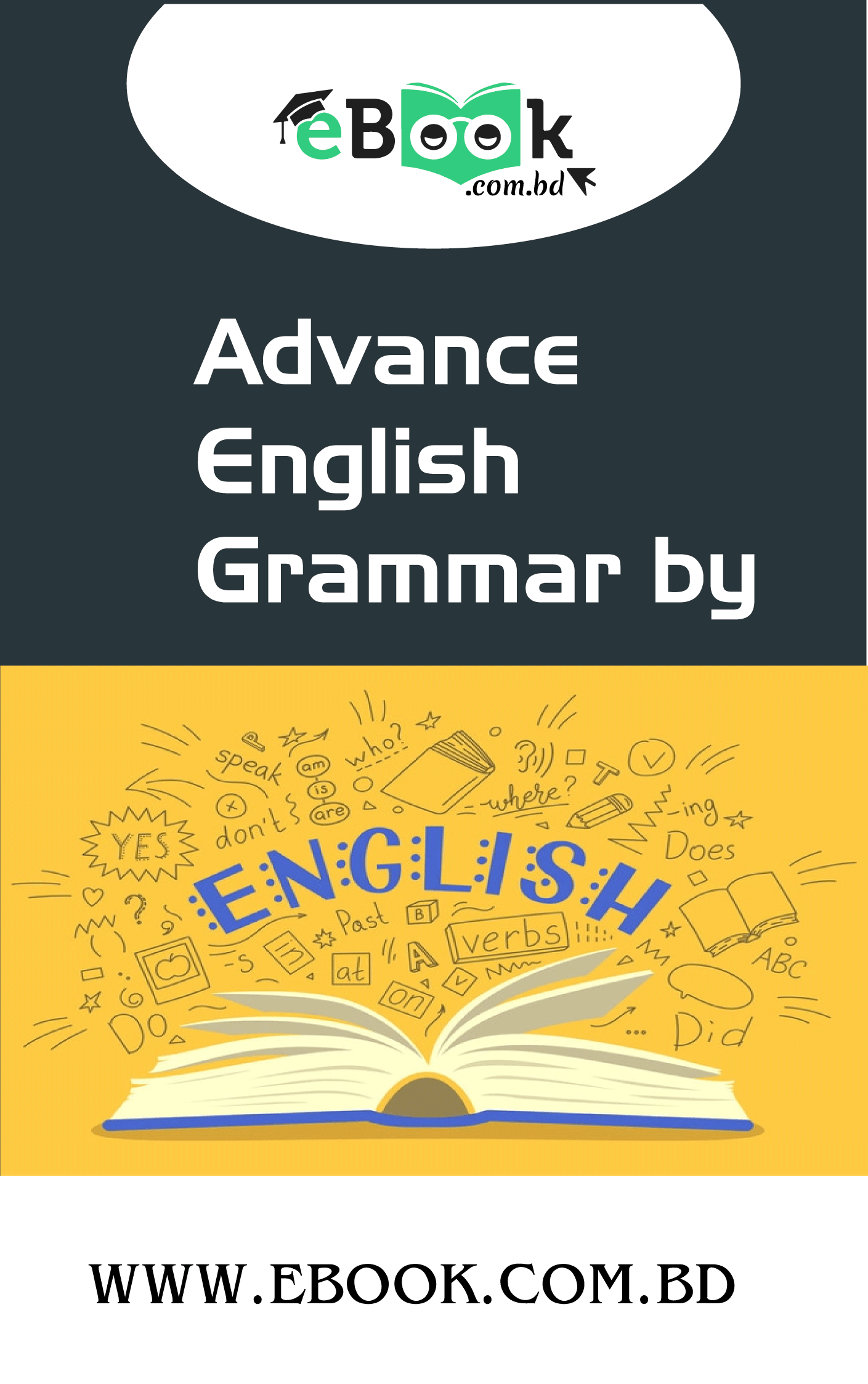 Thumbnail of Advance English Grammar by